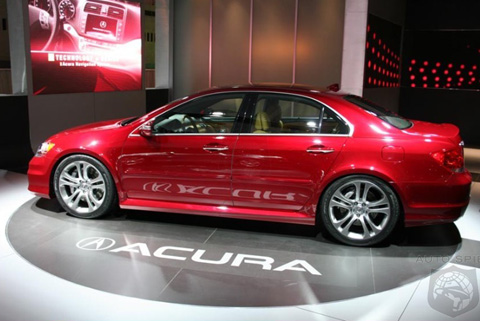 Best Cars Acura Rl Cars