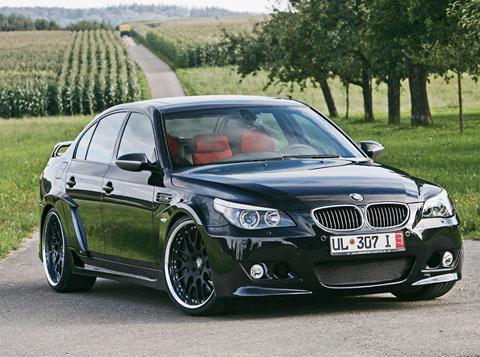 2009 BMW M5 luxury car