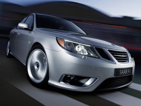 2009 Saab 9 3 Aero Sport Sedan