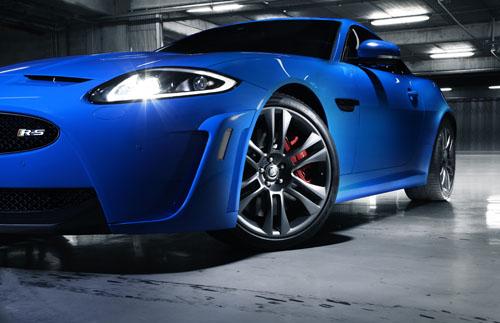 Jaguar XKR S Coupe Luxury Car