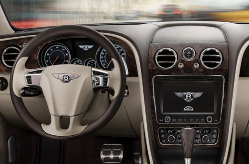 A Vision Of Luxury 2015 Bentley Flying Spur V8