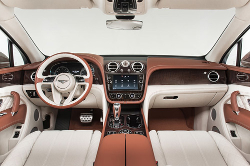 new 2016 bentayga suv by bentley introduced in frankfurt. Black Bedroom Furniture Sets. Home Design Ideas