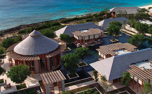 Amanyara Resort Luxury Villas in Turks and Caicos