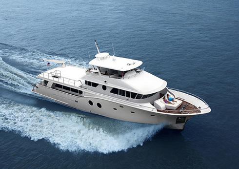 Argos G92 yacht