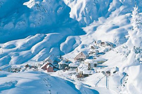 Arlberg Hospiz - Austria
