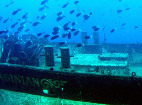 Atlantis Submarine - Carthaginian