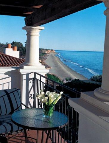 Bacara Resort and Spa View