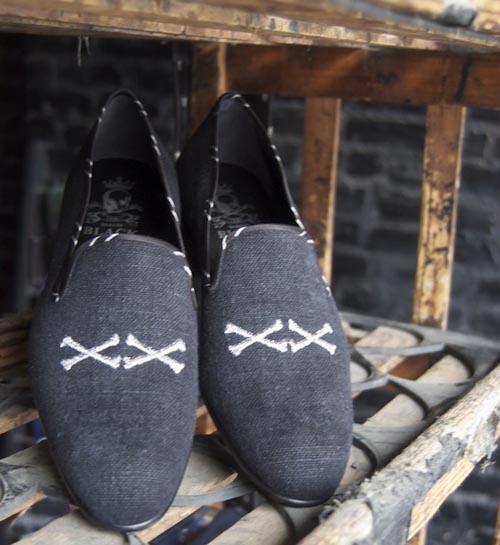 Barker Black Shoes 87