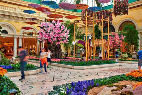 Attirant Bellagiou0027s Conservatory U0026 Botanical Gardens   Spring 2015