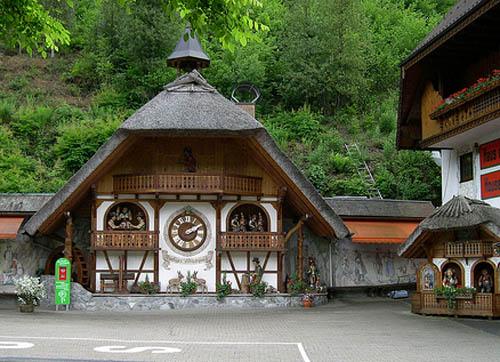 Black Forest region Germany