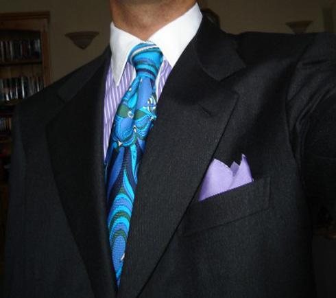 Brioni Italian Men's Suit