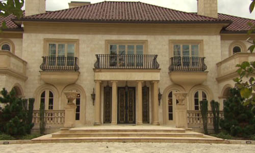 19 9M Mediterranean Style Mansion For Sale In Buckhead Atlanta
