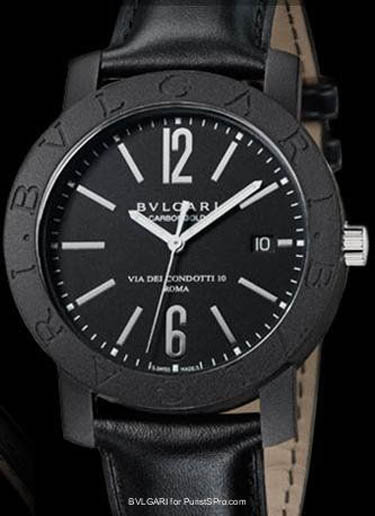 Bulgari Carbon Gold Limited Edition Watch