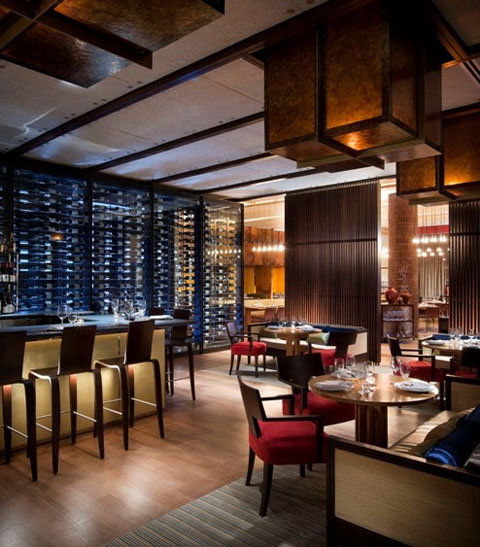 Craftsteak steak house at the mgm grand for Craft steakhouse las vegas