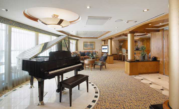 Living In Style On A Cruise Ship