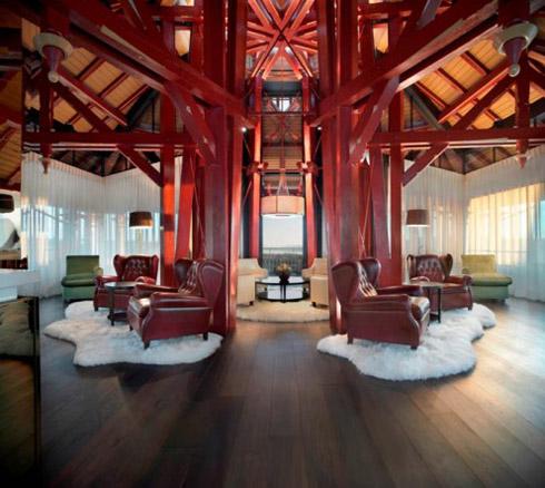 Dolder grand hotel in zurich switzerland for Design hotel zurich
