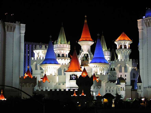 If You Prefer To Return The Meval Age Then Excalibur Grand Hotel May Be Your Of Choice It Is Also Another Huge Located In Famous