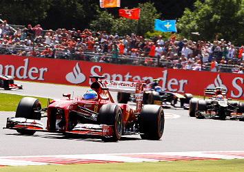 2014 F1 British Grand Prix