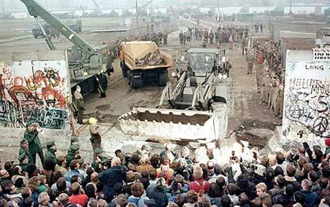 Fall of Berlin Wall Celebration - Germany
