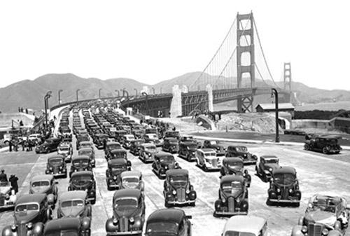 Celebrate The 75 Year Anniversary Of The Golden Gate Bridge