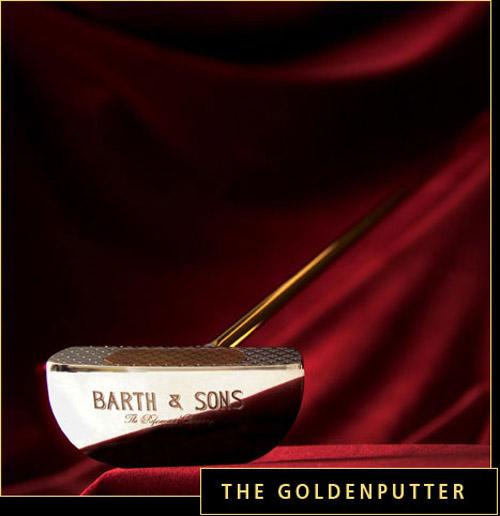 The GoldenPutter