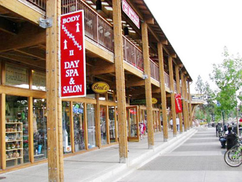 The shops at heavenly village in lake tahoe for Lake tahoe jewelry stores