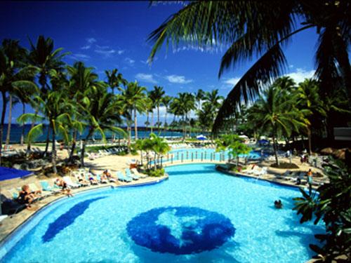 Hilton Waikoloa Village - Hawaiian Luxury Tom Cruise 2018