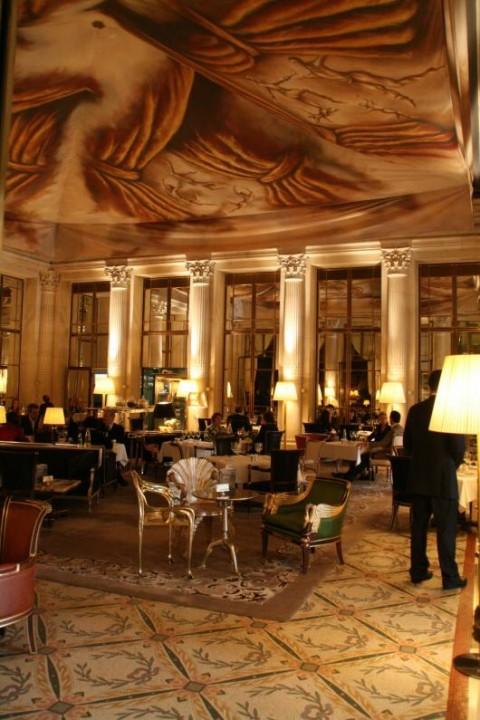 Hotel Le Meurice Paris France