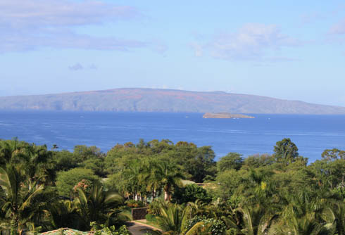 Hotel Wailea balcony ocean view - Maui, Hawaii