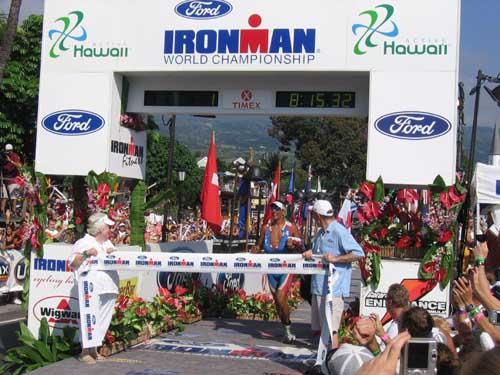 Ironman Kona - Hawaii