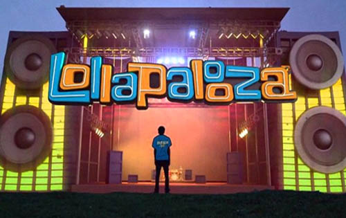 Lollapalooza 2014 Music Festival tickets