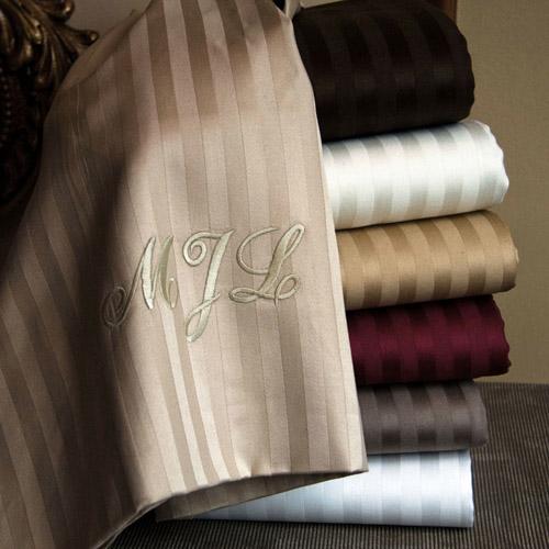 Luxor Linens - Valentino stripe