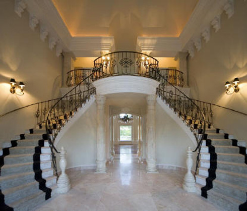 Luxury estate auction