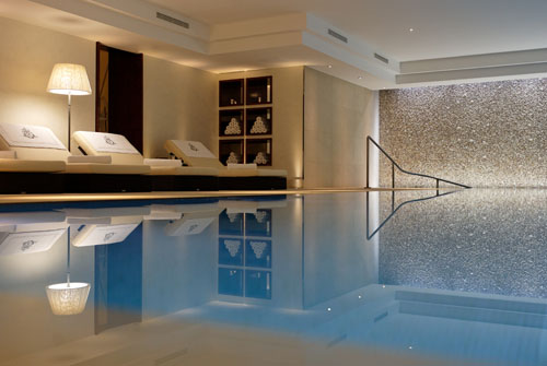 MajClub Wellness Centre pool