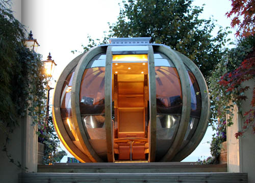 G Pods New Generation Of Outdoor Luxury