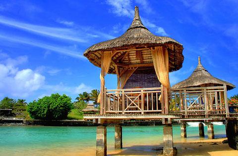 Mauritius bungalos