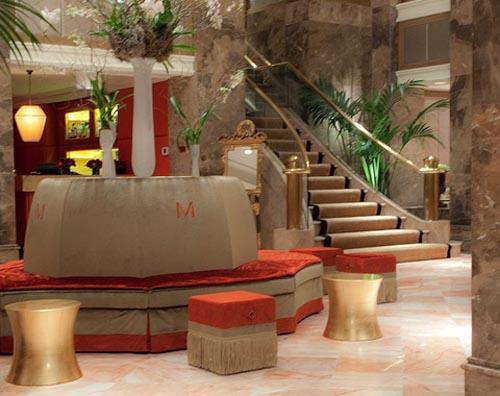 Michelangelo New York - lobby