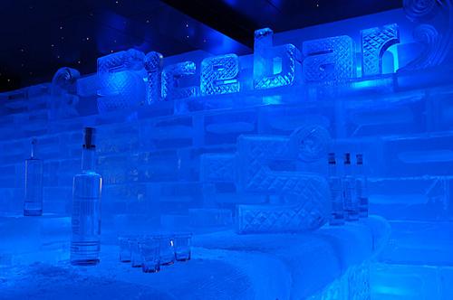 Minus 5 Experience Ice Lounge Las Vegas