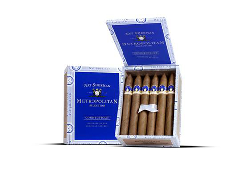 Nat Sherman Metropolitan Connecticut Explorer cigars