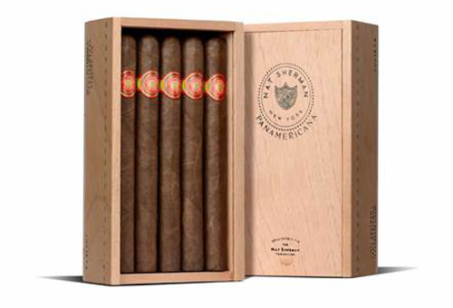 Nat Sherman Panamericana Julieta Cigars