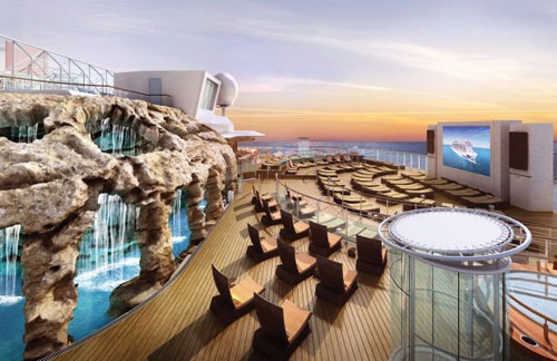 Norwegian Escape Largest Norwegian Cruise Line Ship