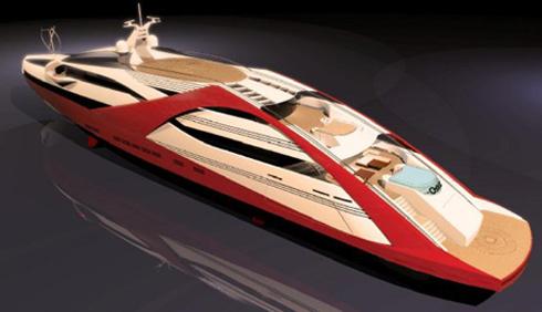 Rhoades Young Design Yacht designer Boat