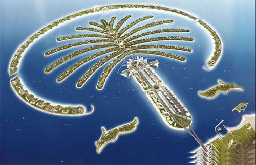 images of dubai. mansions on Dubai#39;s luxury