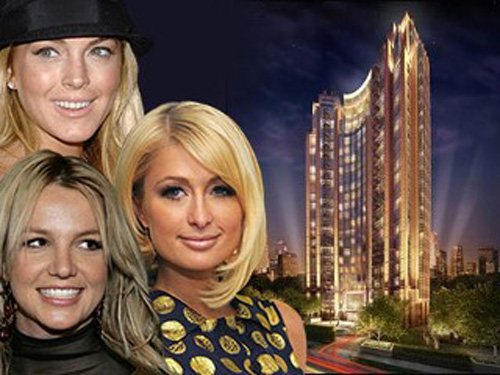 Paparazzi Proof L.A. Luxury High-Rise Condo