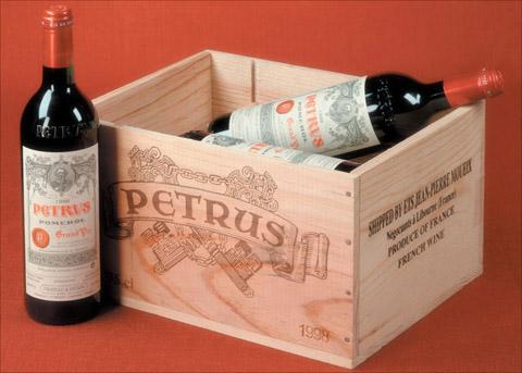 Petrus Pomerol 1998 wine