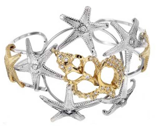 Rebekah Lea ­Star Bangle jewelry