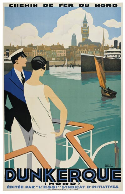 Roger Broders - Art deco travel posters