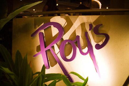 Enjoy hawaiian fusion cuisine at roy 39 s restaurant - Hawaiian fusion cuisine ...