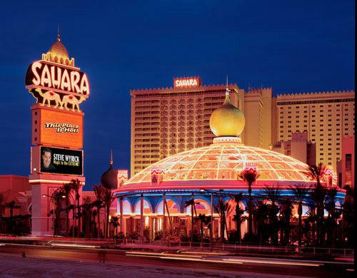 Sahara Hotel and Casino- Las Vegas