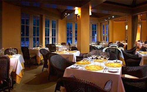 Sante restaurant - Fairmont Sonoma Mission Inn & Spa